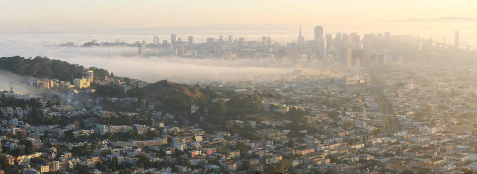 San_Francisco_Downtown_early_morning_panorama